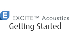 AVL Excite Acoustics Online Tutorials